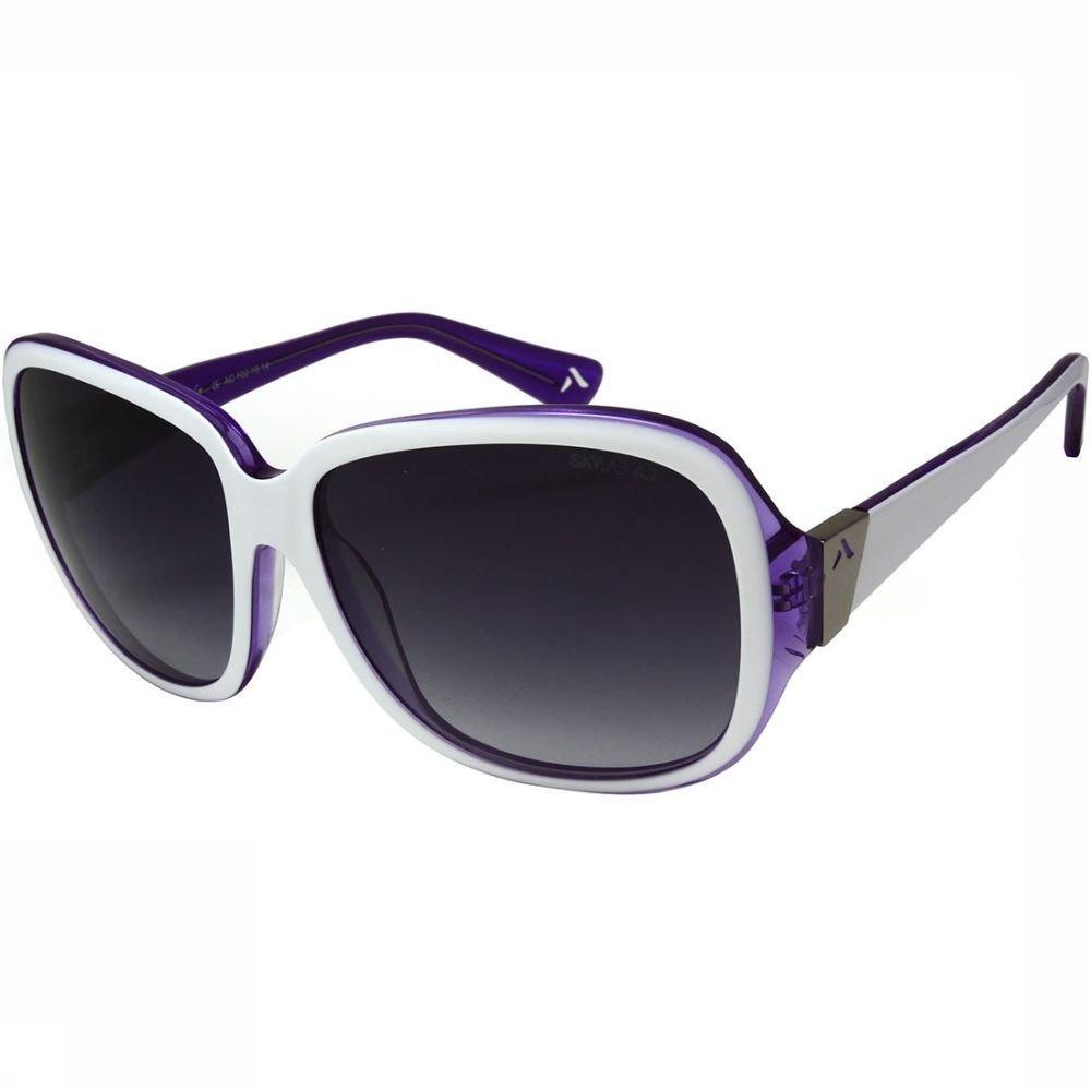 Afbeelding van Altitude Eyewear Zonnebril Amala White/Purple Wit/Paars