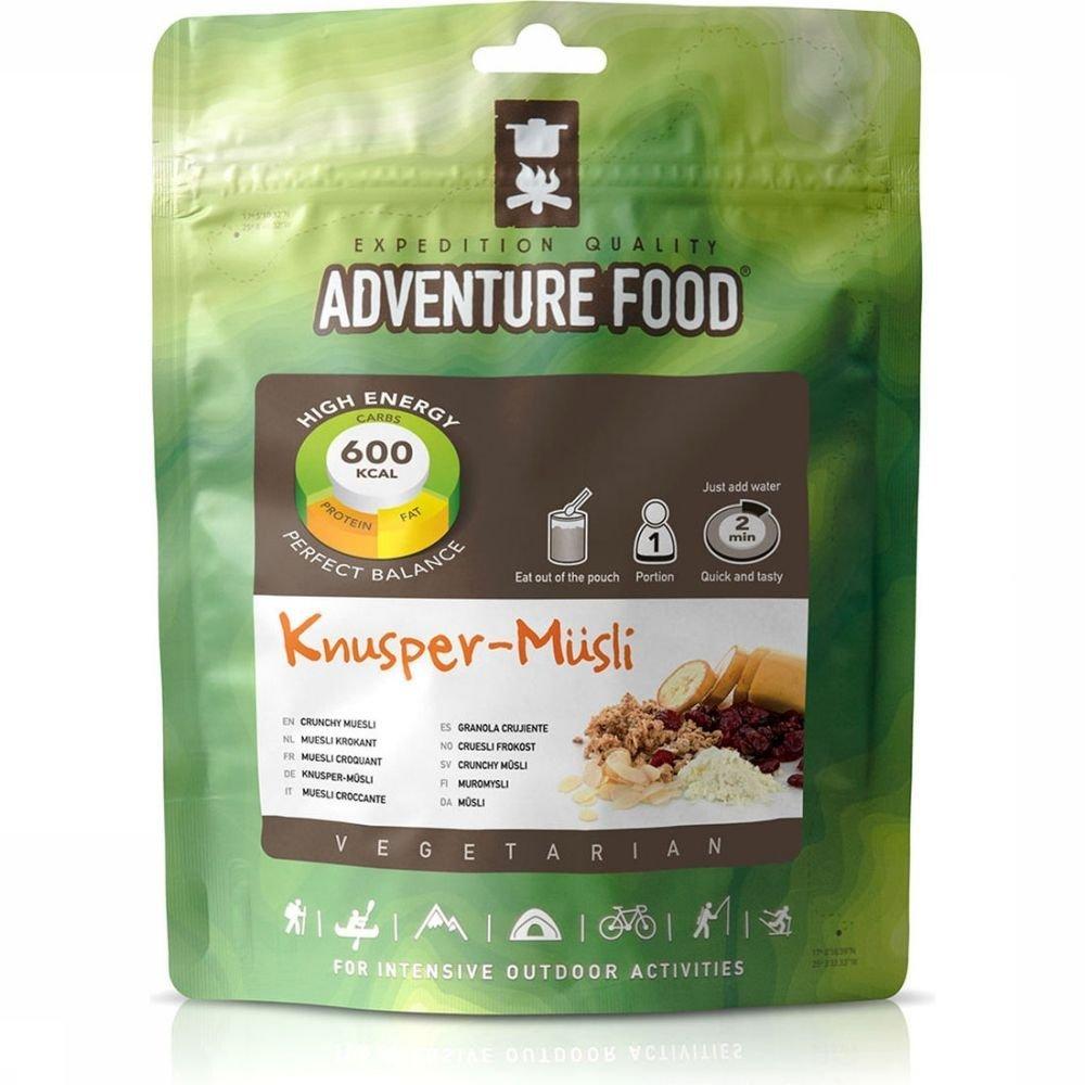 Afbeelding van Adventure Food Muesli Krokant 1P Maaltijd