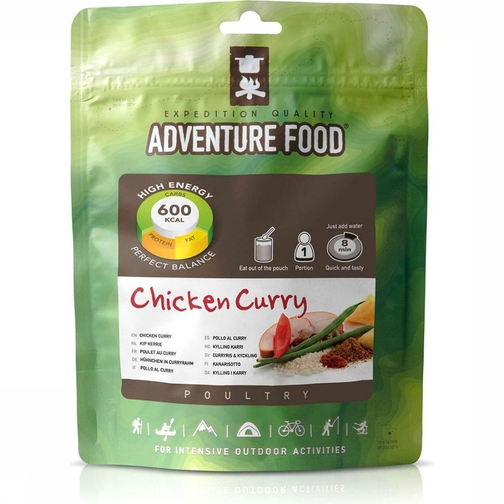 Afbeelding van Adventure Food Kip Kerrie 1P Maaltijd