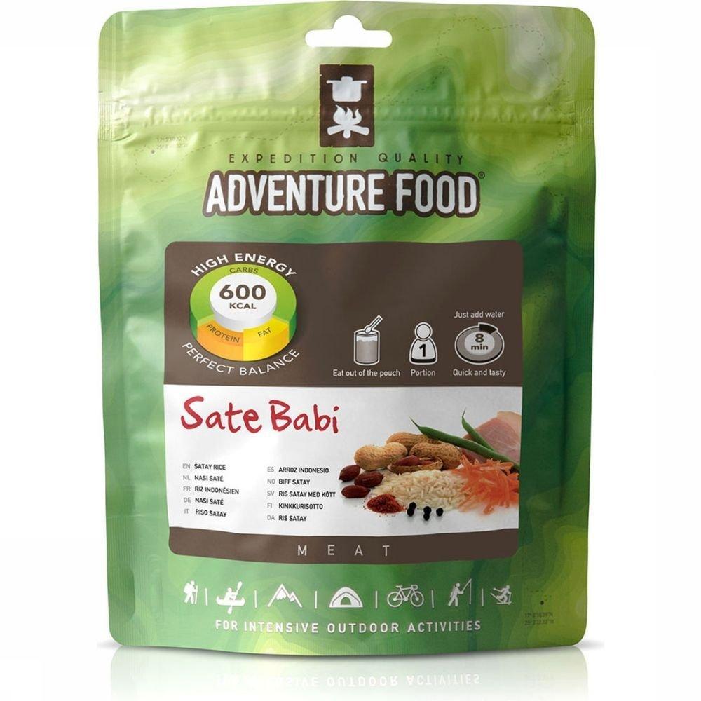 Afbeelding van Adventure Food Nasi Saté 1P Maaltijd