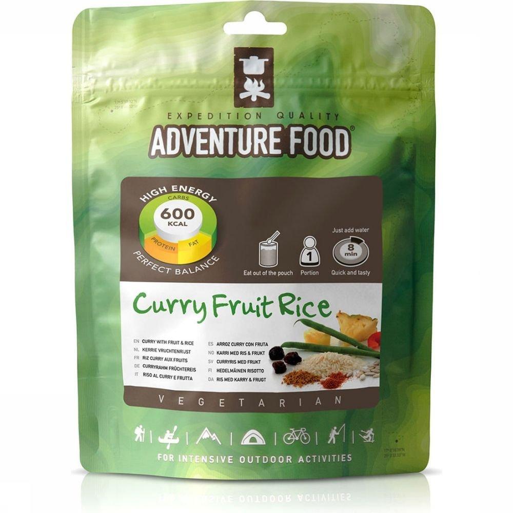 Afbeelding van Adventure Food Kerrie Vruchtenrijst 1P Maaltijd