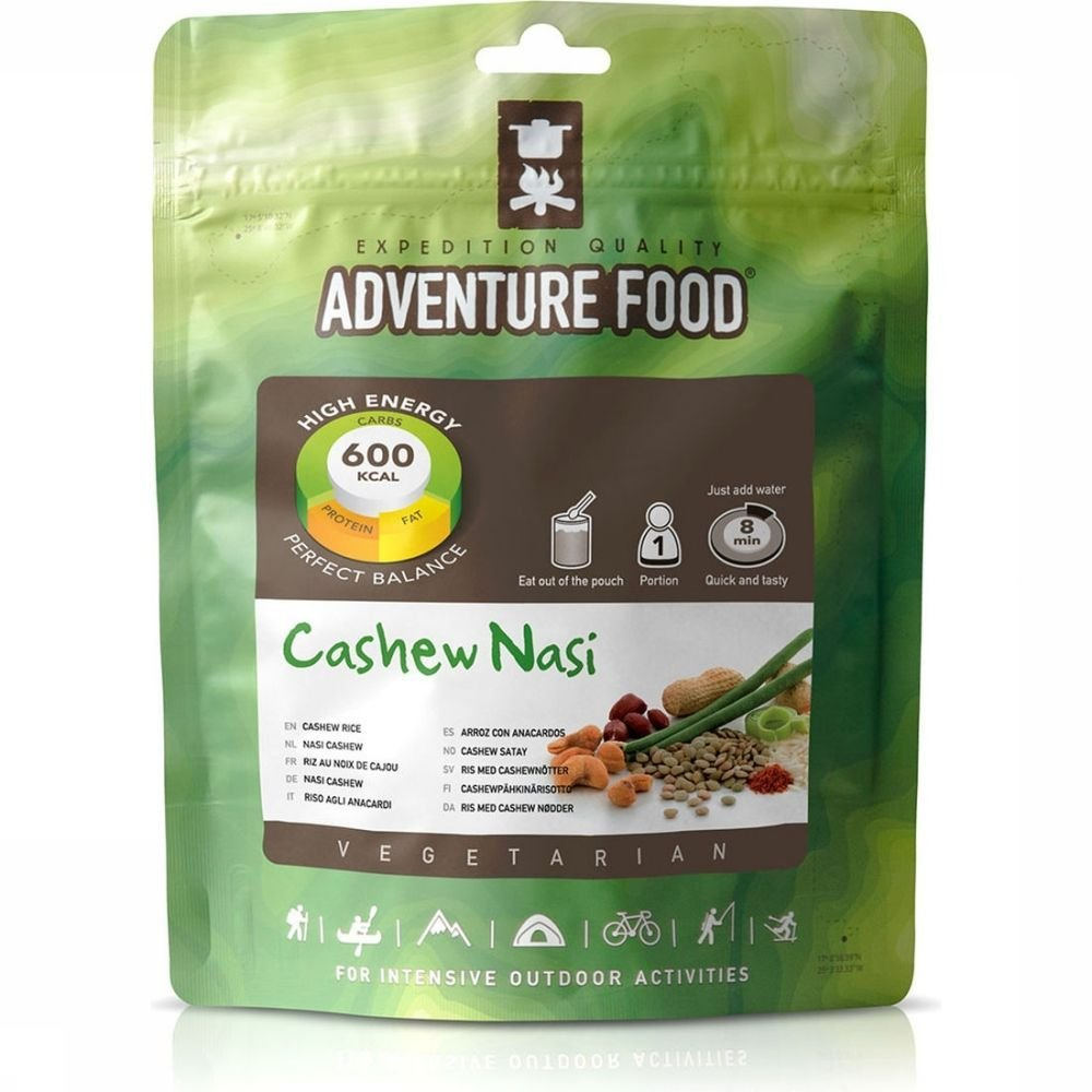 Afbeelding van Adventure Food Cashew Nasi 1P Maaltijd