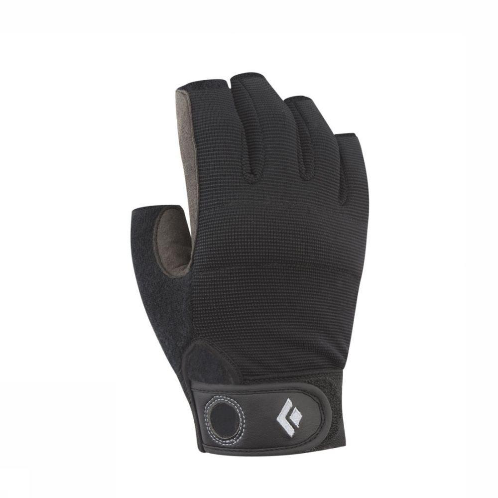 Afbeelding van Black Diamond Crag Half-Finger Klimhandschoen Zwart