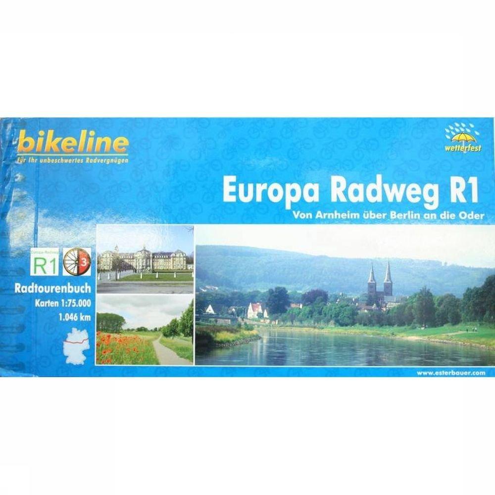 Afbeelding van Bikeline Bikeline Europa - Radweg R1 Multi
