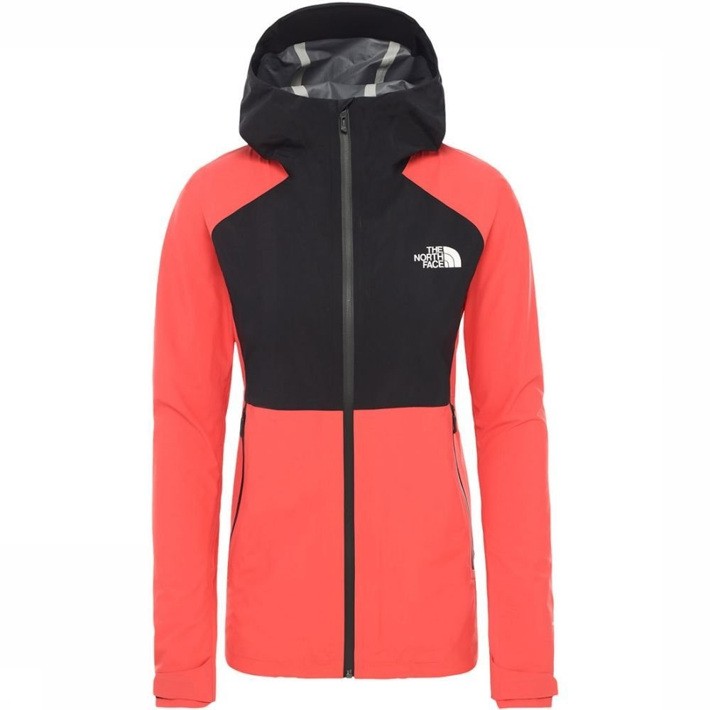 Afbeelding van The North Face The North Face Impendor 2.5L Jacket Dames Hardshell Roze