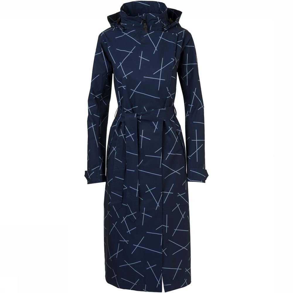 Afbeelding van Agu Urban Outdoor Trenchcoat Long Dames Multi