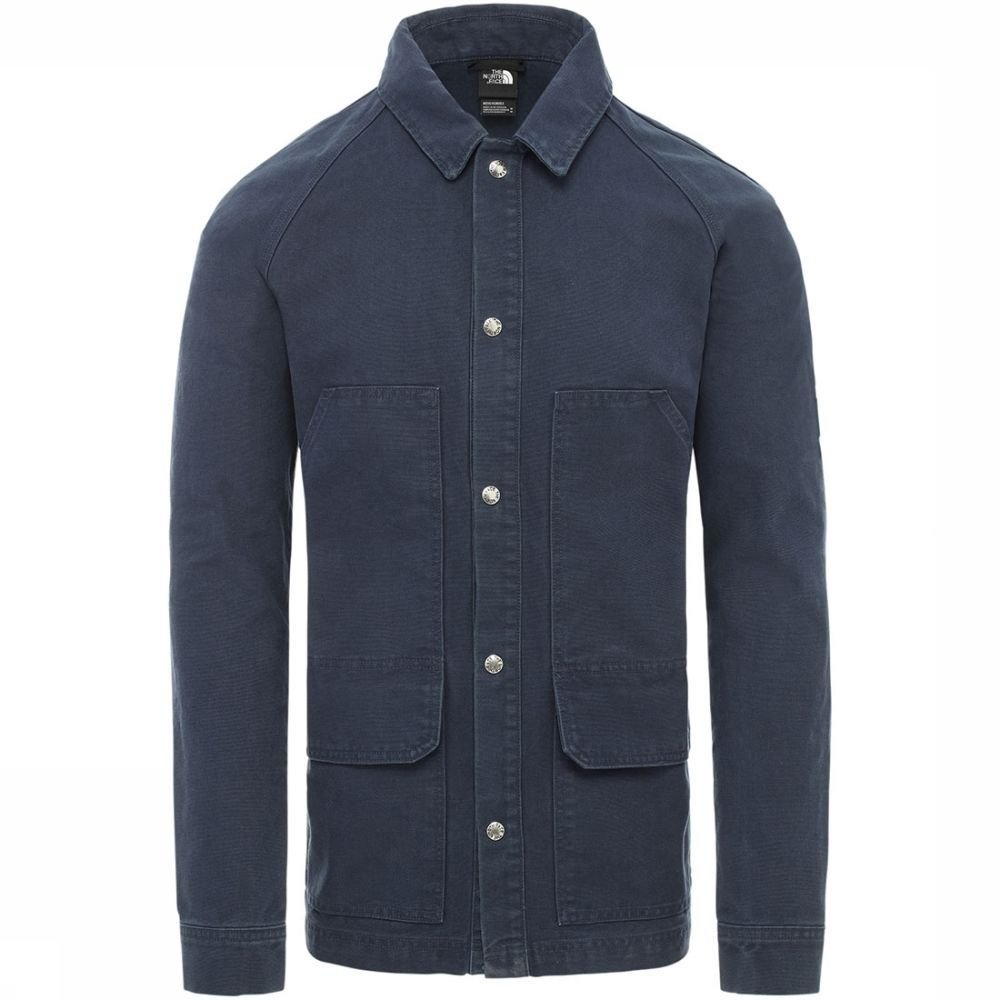 Afbeelding van The North Face The North Face Outerlands Jacket Blauw Heren