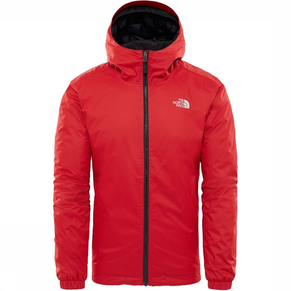 Afbeelding van The North Face Quest Insulated Jas Rood