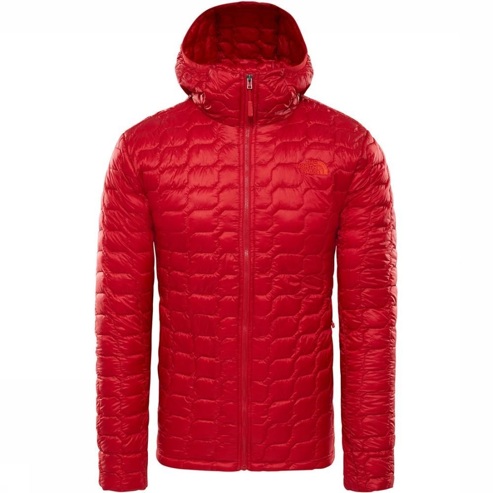 Afbeelding van The North Face Thermoball Hoodie Jas Rood