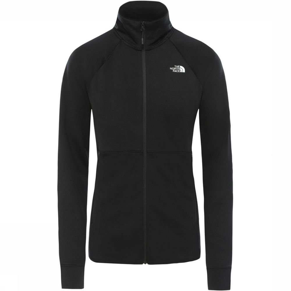 Afbeelding van The North Face The North Face lightning Midlayer Dames Jacket Zwart