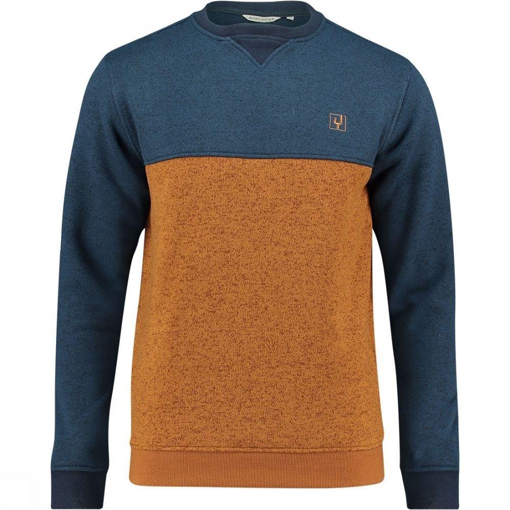 Afbeelding van Ayacucho 10Y Medros Crew Sweater Blauw