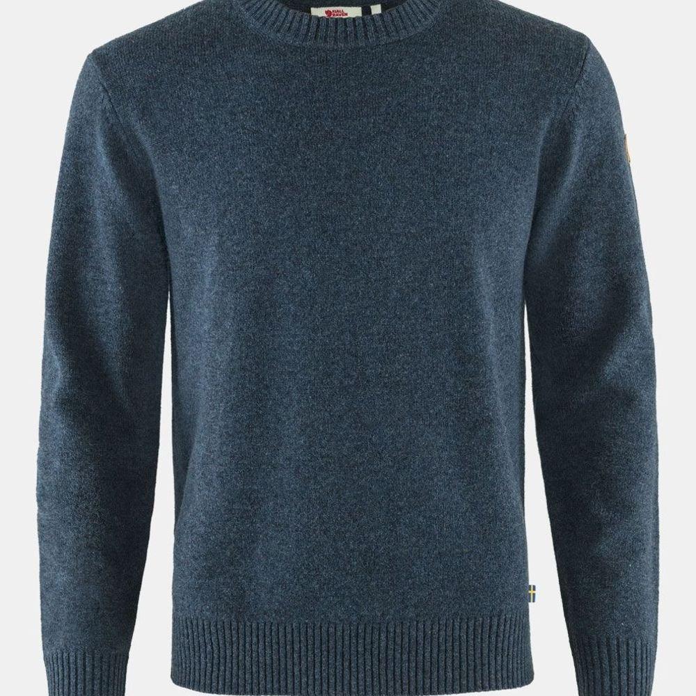 Fjällräven Övik Round neck Sweater Trui | Bever