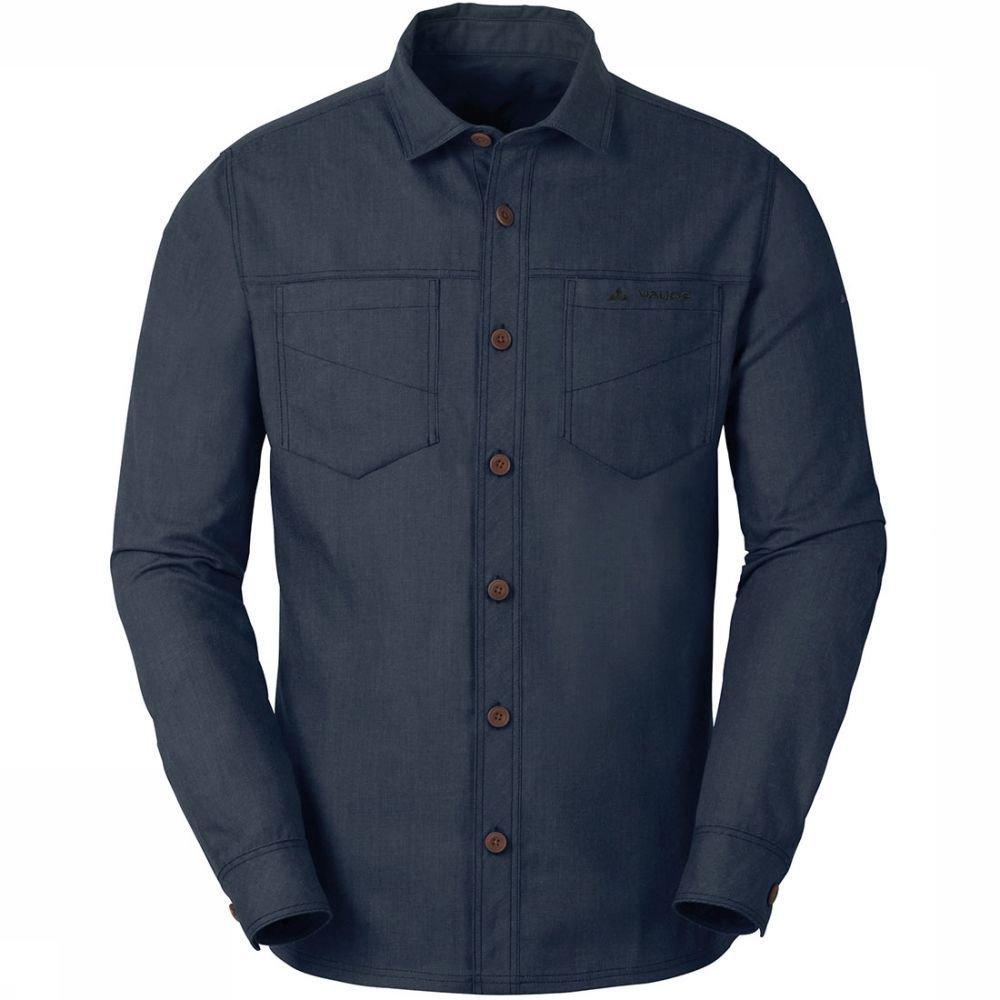 Afbeelding van Vaude Belluno LS Shirt Blauw