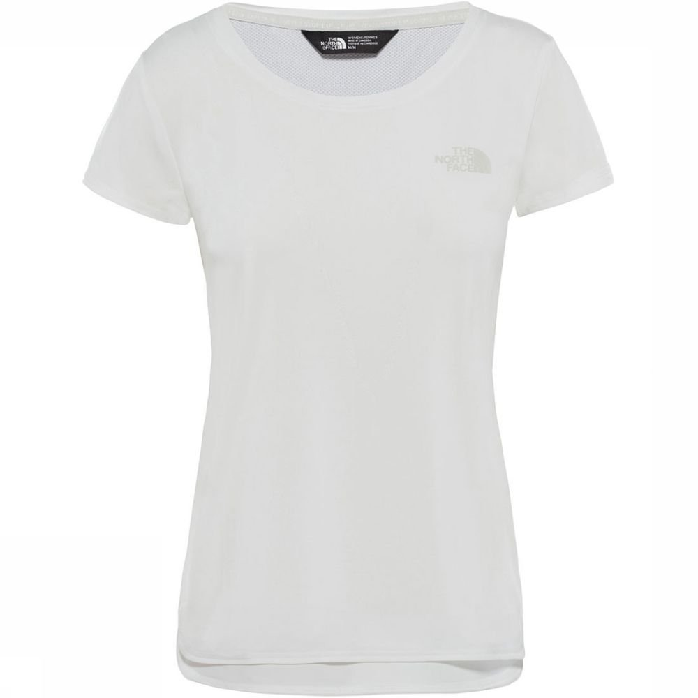 Afbeelding van The North Face Inlux S/S Top Dames Wit