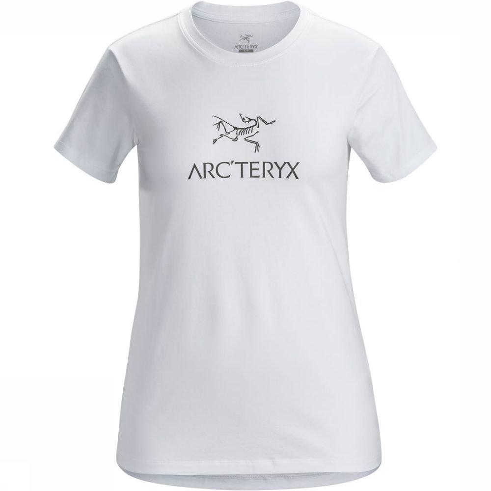 Afbeelding van Arc'teryx Arc'Word SS T-shirt Dames Wit