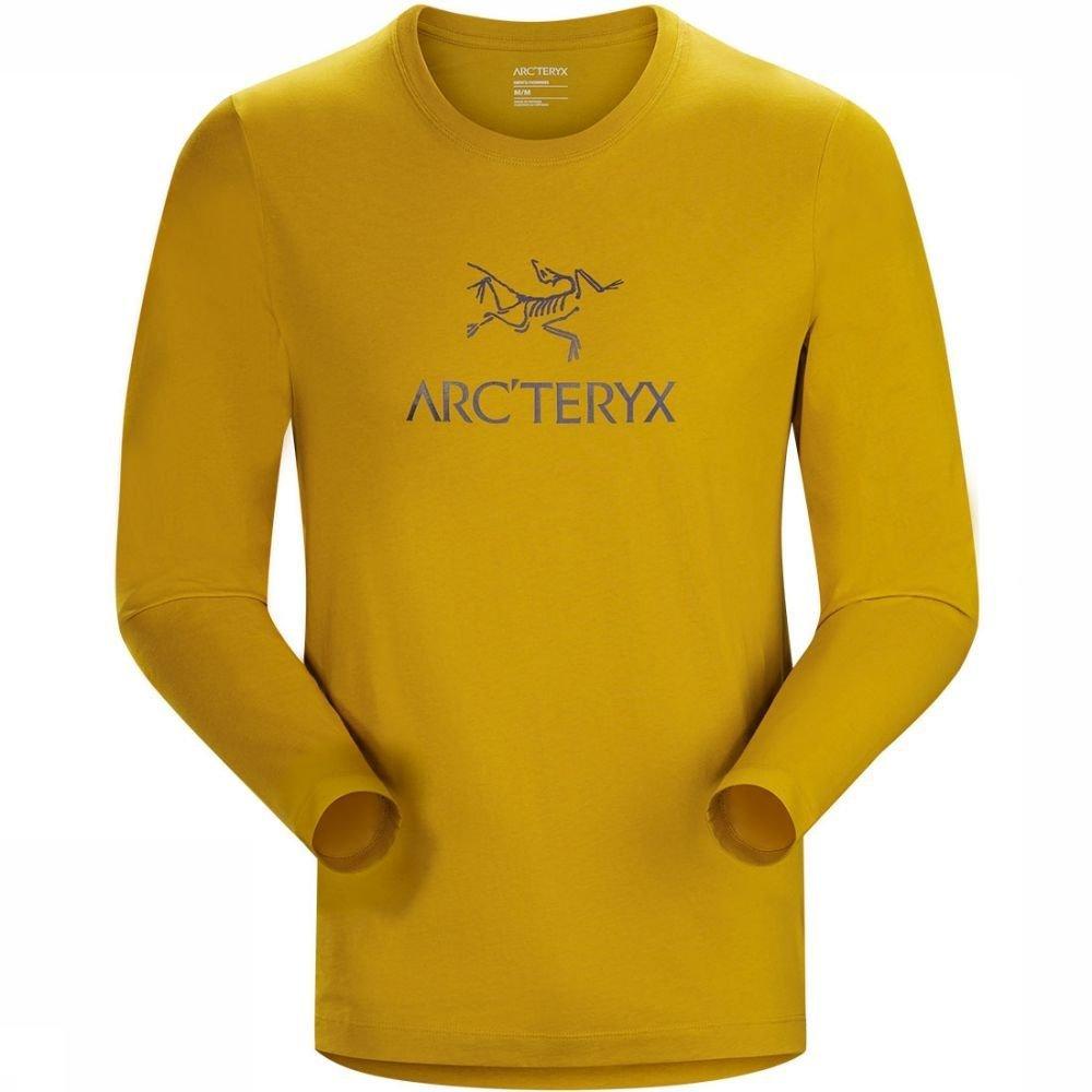 Afbeelding van Arc'teryx Arc'Word LS T-shirt Geel Heren