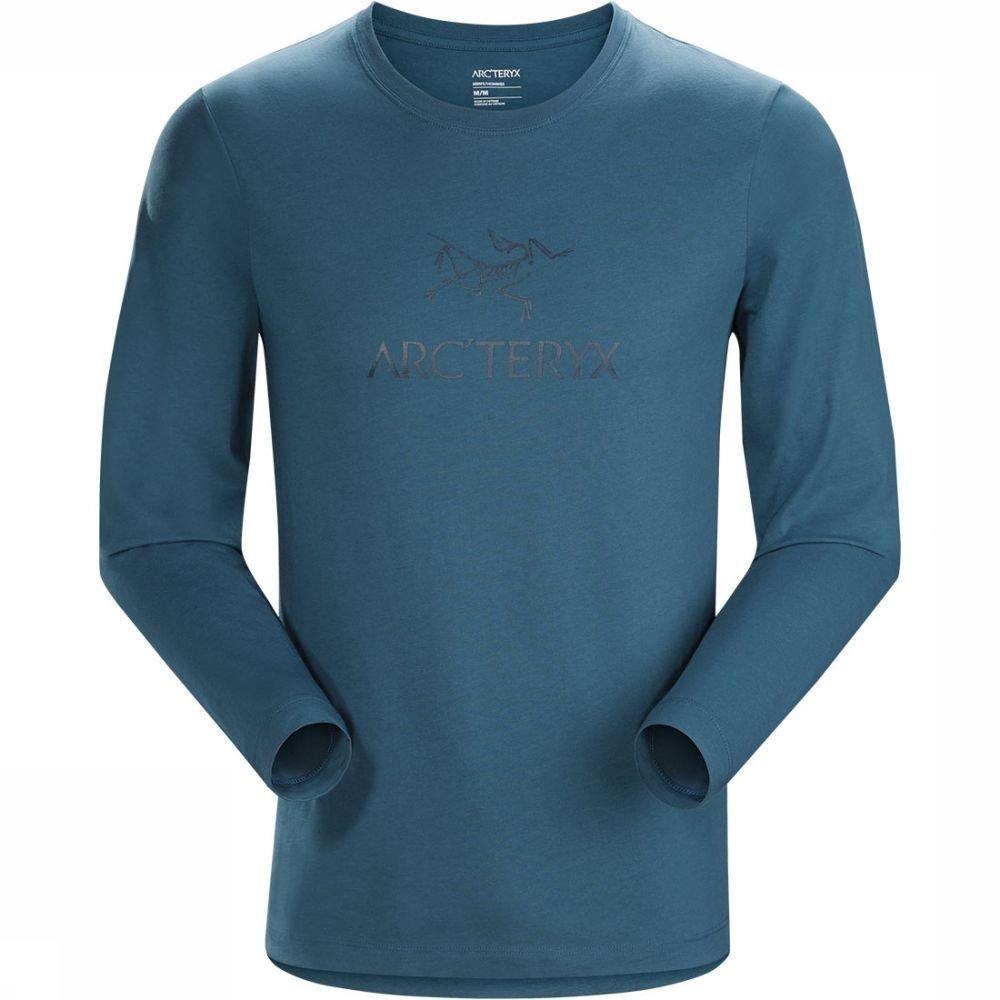Afbeelding van Arc'teryx Arc'Word LS T-shirt Blauw Heren