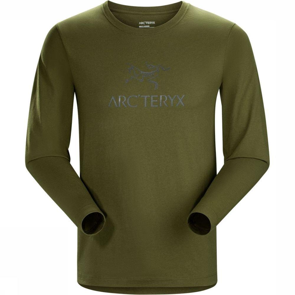 Afbeelding van Arc'teryx Arc'Word LS T-shirt Groen Heren