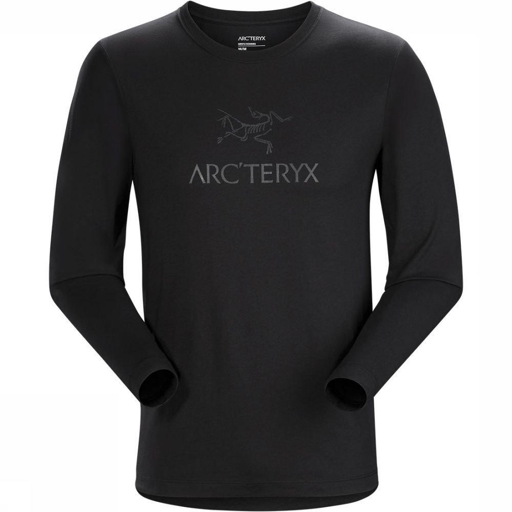 Afbeelding van Arc'teryx Arc'Word LS T-shirt Zwart Heren