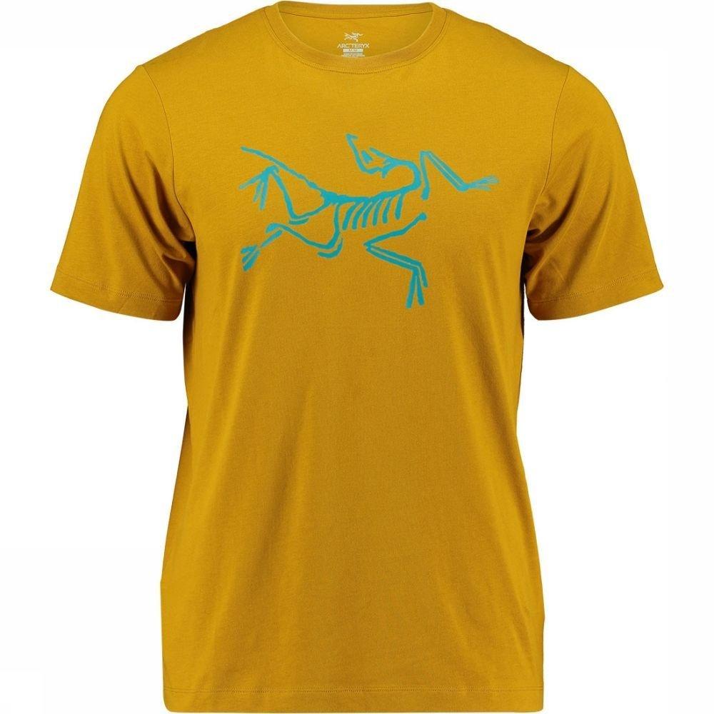 Afbeelding van Arc'teryx Archaeopteryx Shortsleeve Shirt Geel Heren