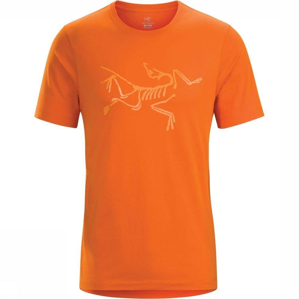 Afbeelding van Arc'teryx Archaeopteryx Shortsleeve Shirt Oranje
