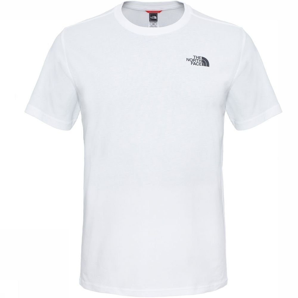 Afbeelding van The North Face Red Box T-shirt Wit Heren