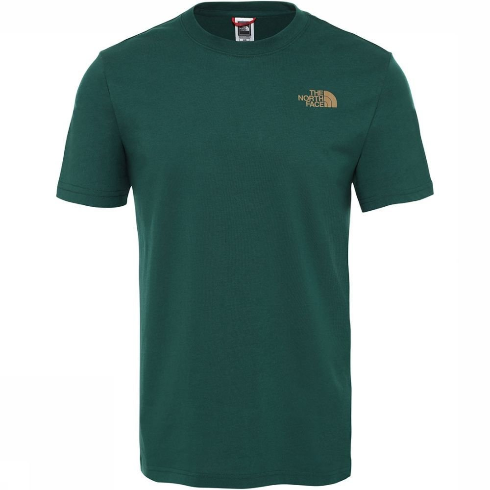 Afbeelding van The North Face Red Box T-shirt Groen