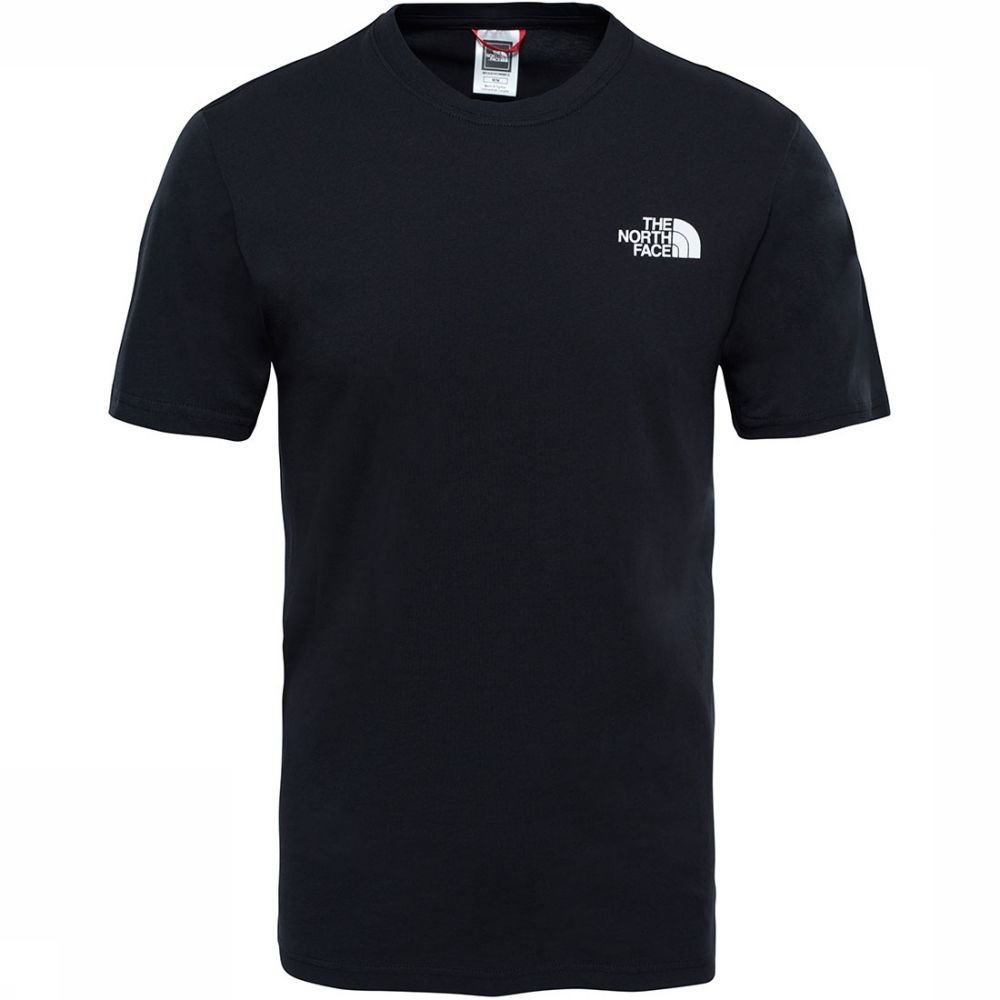 Afbeelding van The North Face Red Box T-shirt Zwart