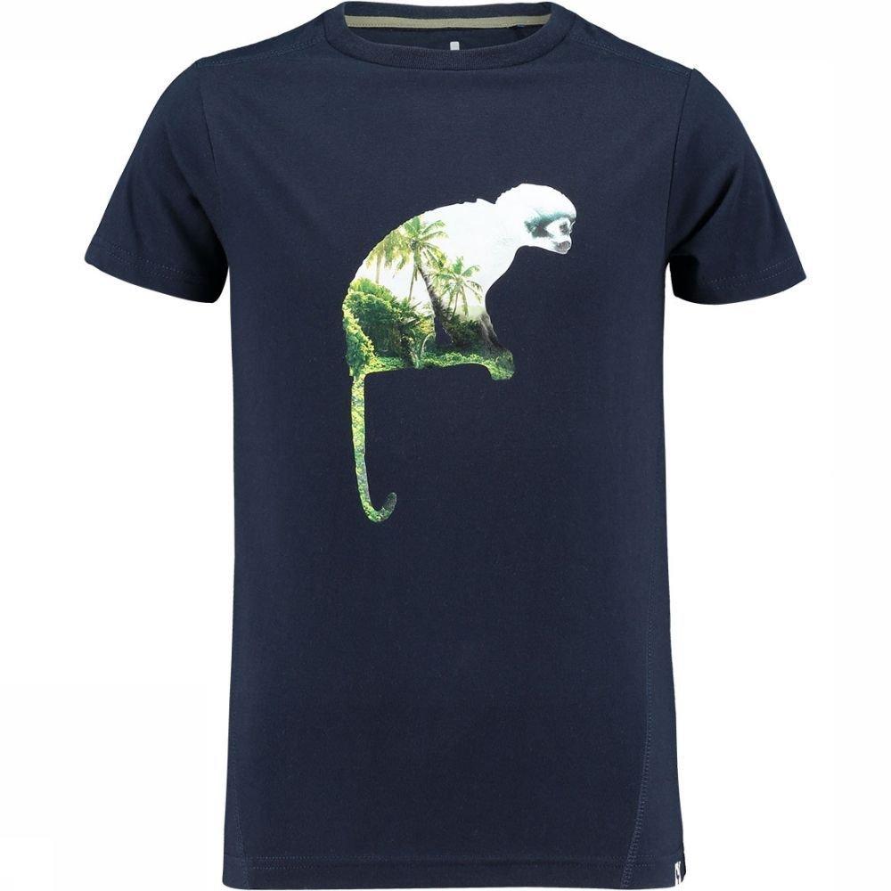 Afbeelding van Ayacucho Alfie T-shirt Jongens Blauw
