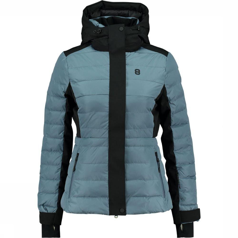 Afbeelding van 8848 Altitude Andina Primaloft Ski-jas Dames Blauw