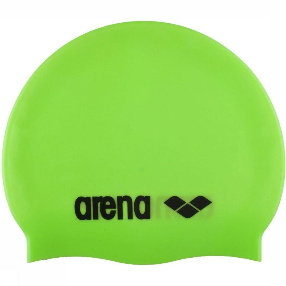 Afbeelding van Arena Classic Silicone Badmuts Groen
