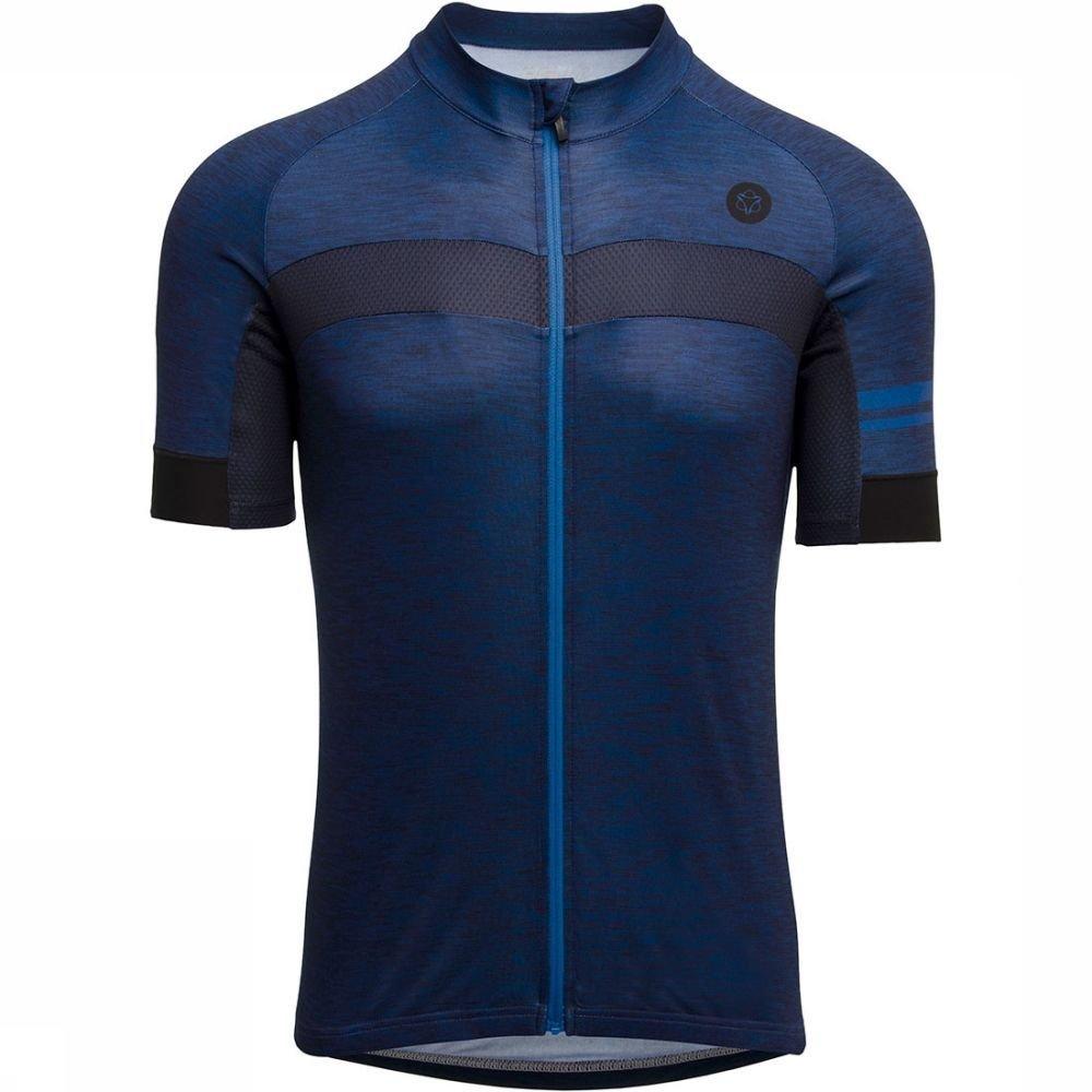 Afbeelding van Agu Essential Melange Jersey Shirt Blauw