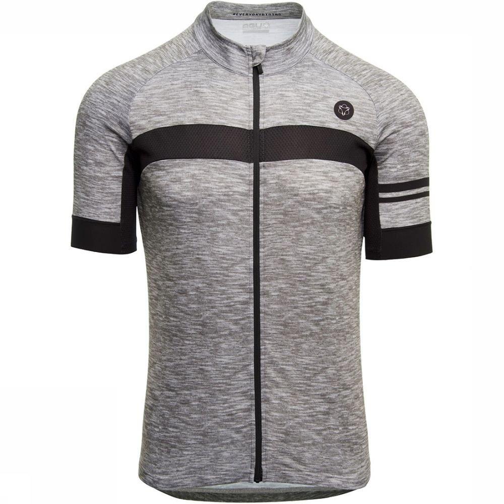 Afbeelding van Agu Essential Melange Jersey Shirt Grijs