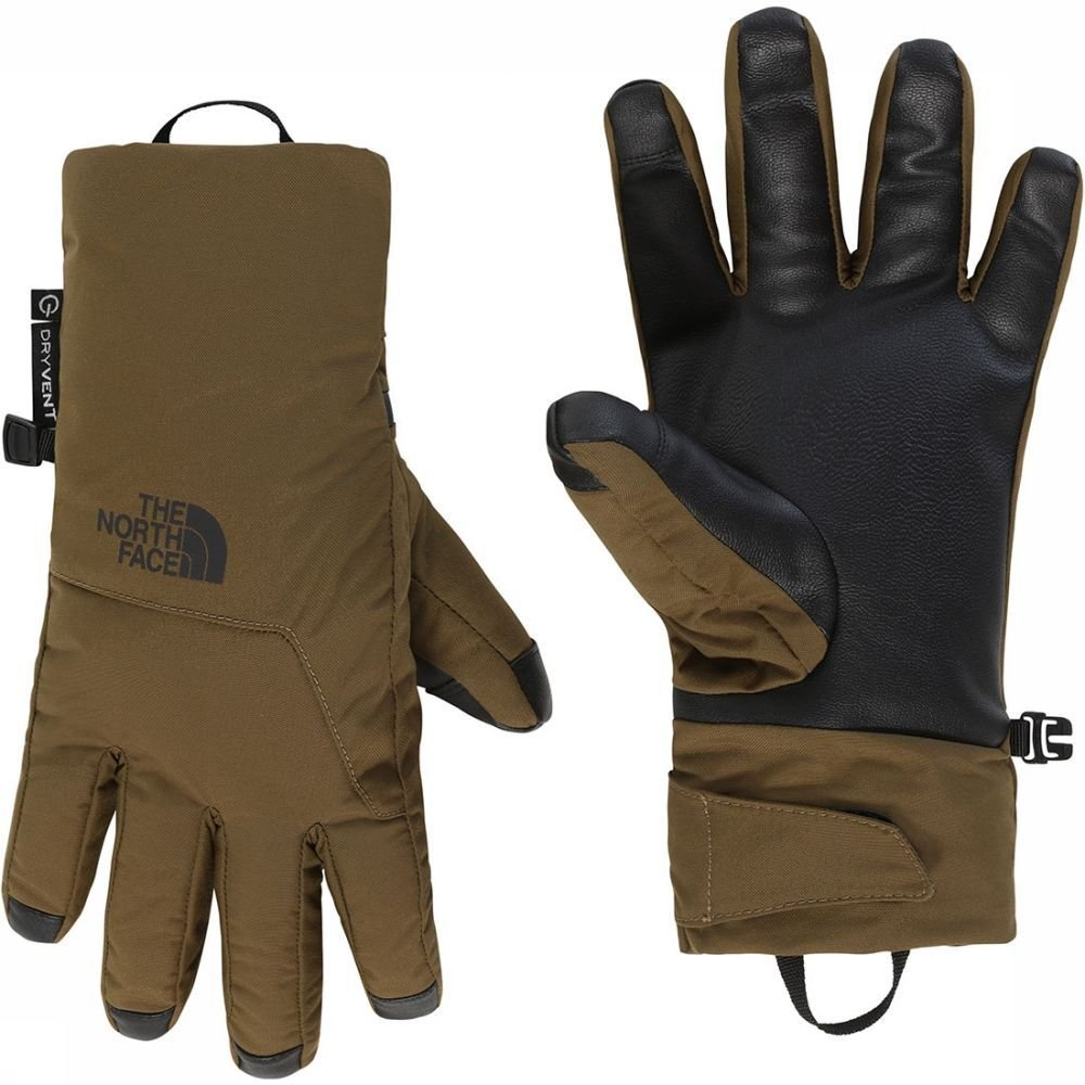 Afbeelding van The North Face Guardian Etip Handschoenen Groen