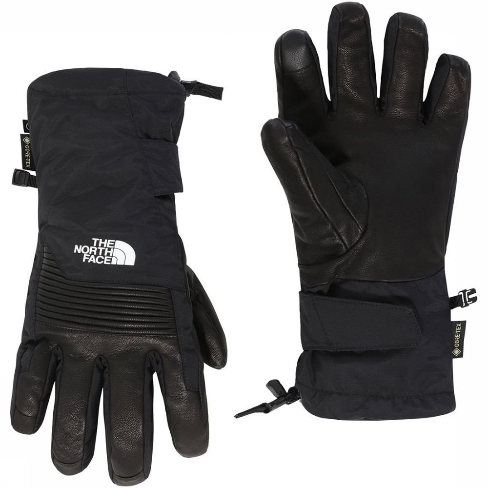 Afbeelding van The North Face Powdercloud GTX Etip Handschoenen Zwart