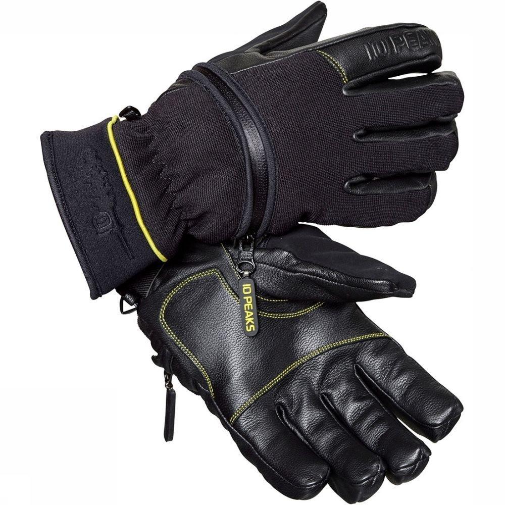 Afbeelding van 10Peaks Mount Tonza Handschoen Zwart/Geel
