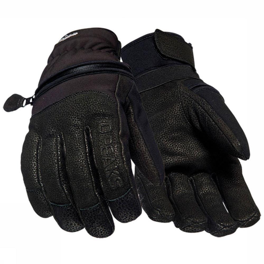 Afbeelding van 10Peaks Deltaform Mountain Handschoenen Zwart
