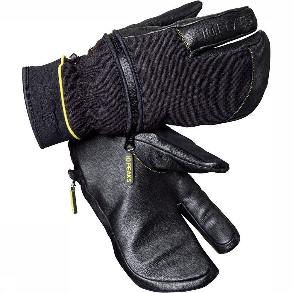 Afbeelding van 10Peaks Neptuak Mountain Handschoen Zwart/Geel