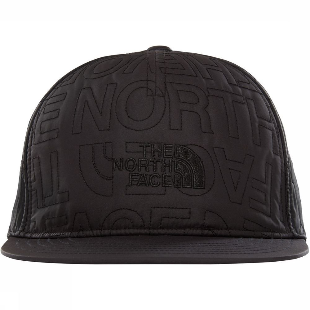 Afbeelding van The North Face Quilted Pet Zwart