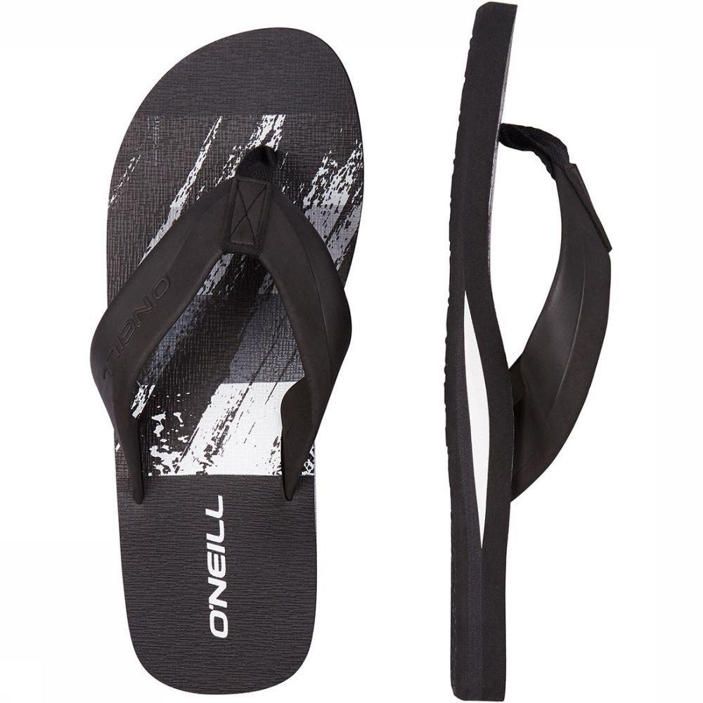 O'neill 9A4514 Imprint Flip-Flops Men Black online kopen