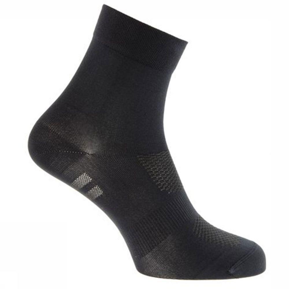 Afbeelding van Agu Essential Medium 2-Pack Sok Zwart