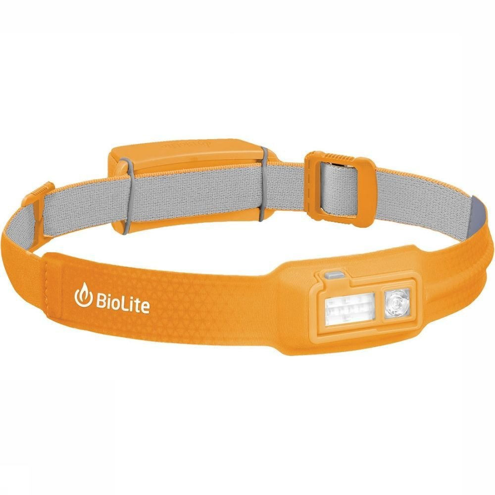 Afbeelding van BioLite Headlamp Hoofdlamp Geel