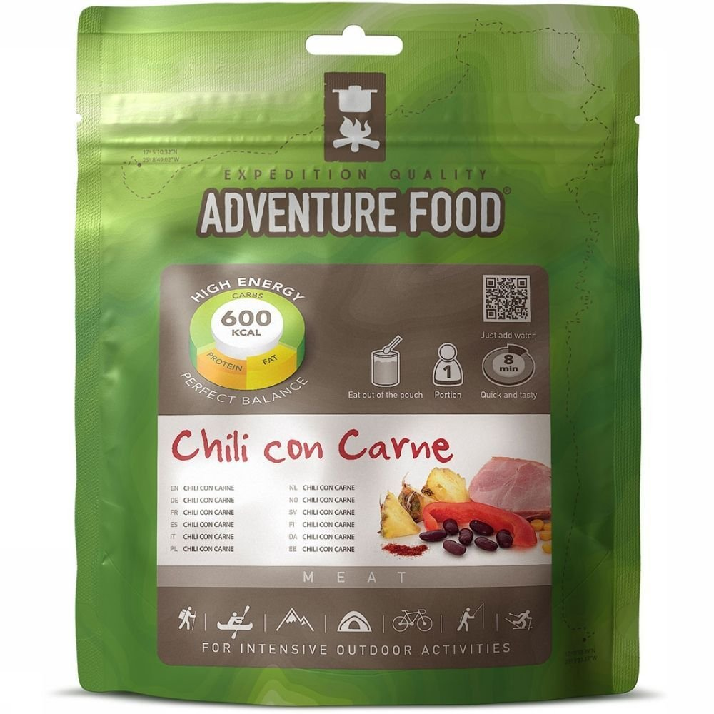 Afbeelding van Adventure Food Chili con Carne 1P Maaltijd