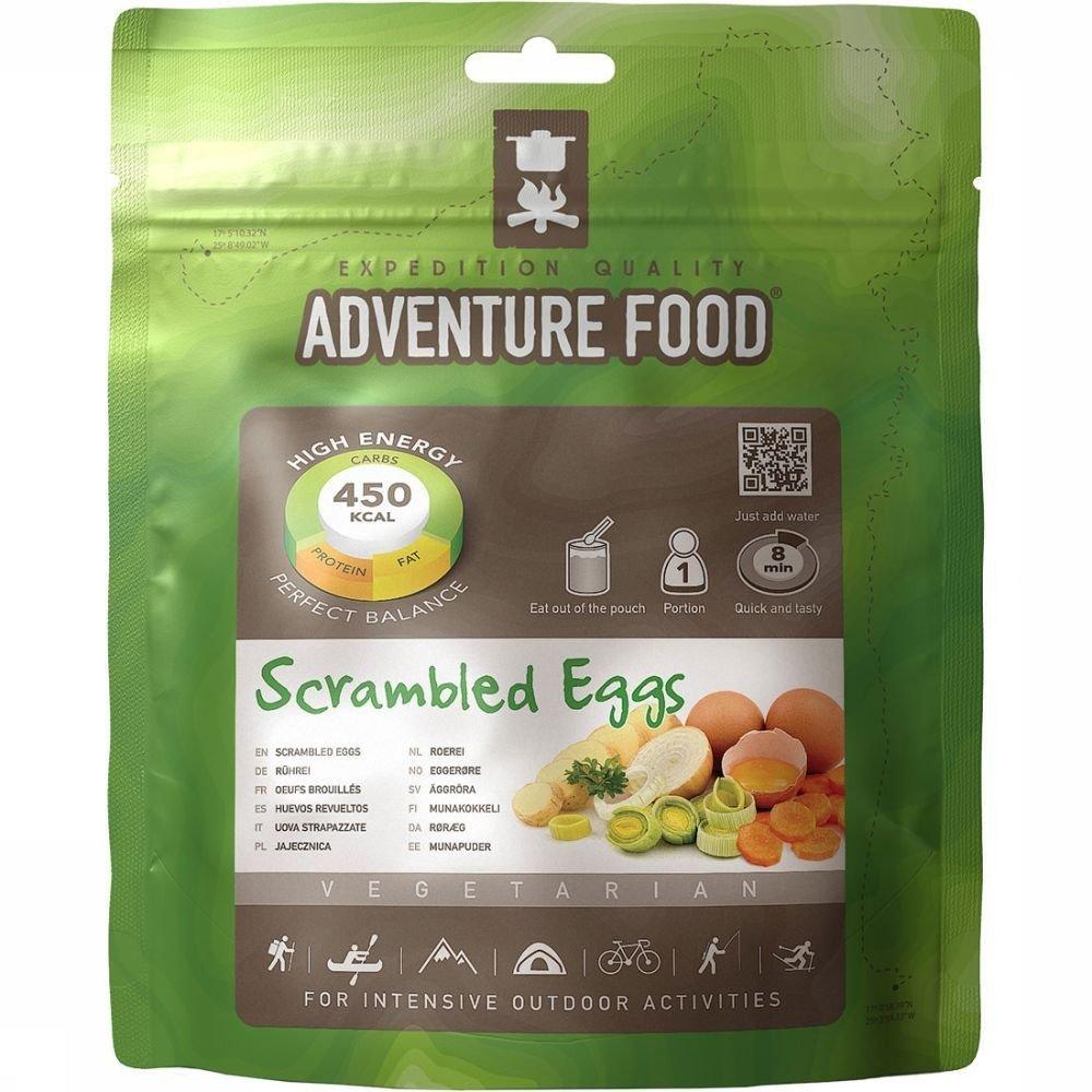 Afbeelding van Adventure Food Scrambled Eggs 1P Maaltijd Groen