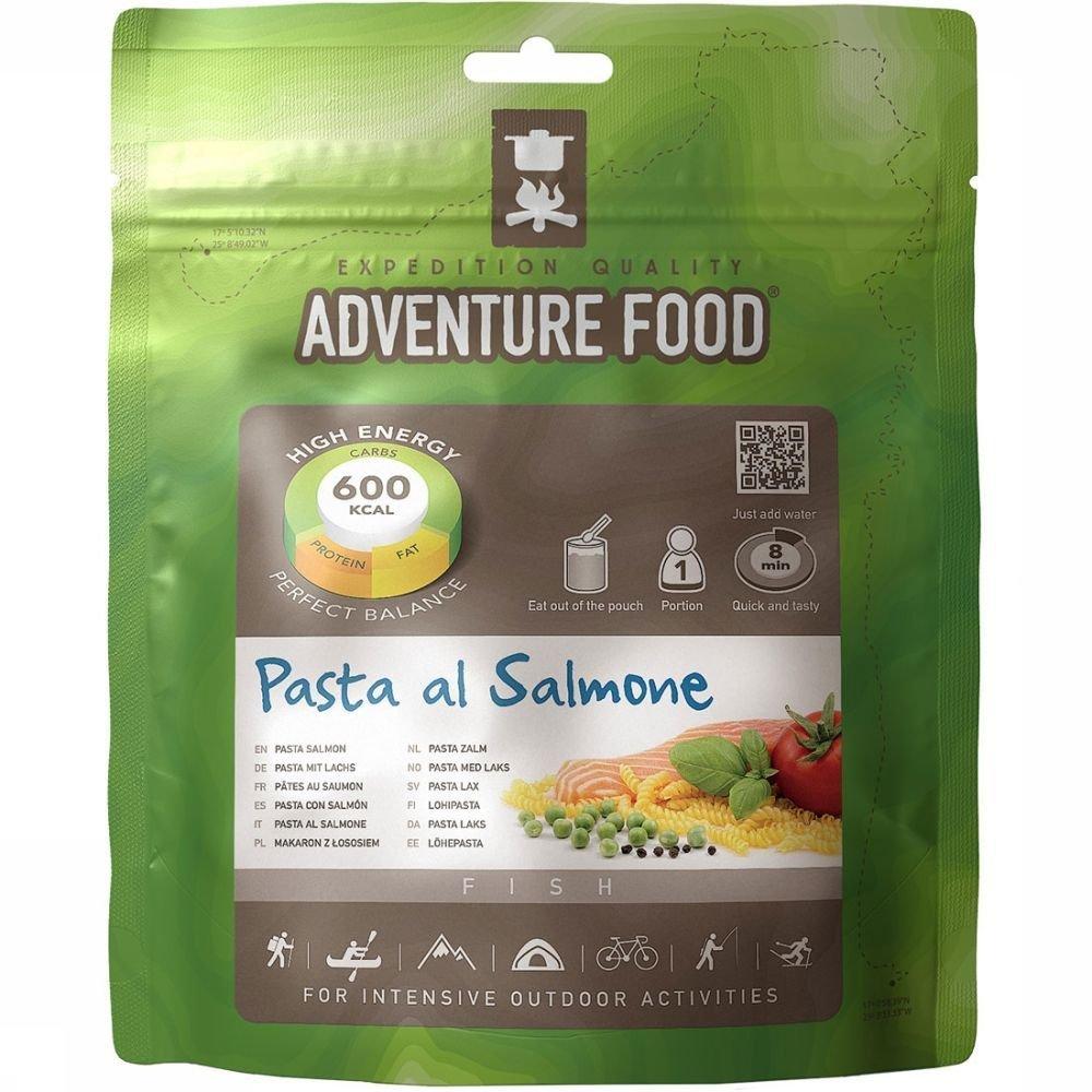 Afbeelding van Adventure Food Pasta Al Salmone 1P Maaltijd Groen
