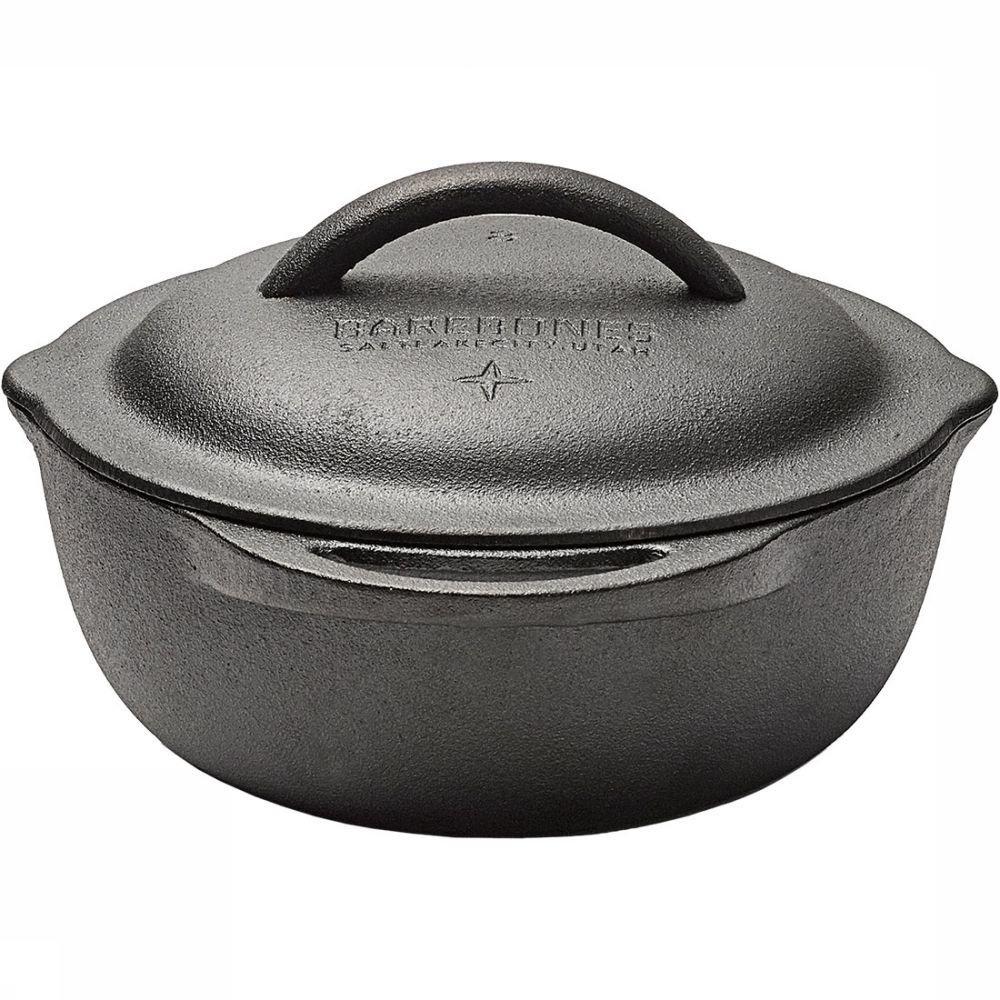 """Afbeelding van Barebones Crock 8"""" Pan Zwart"""