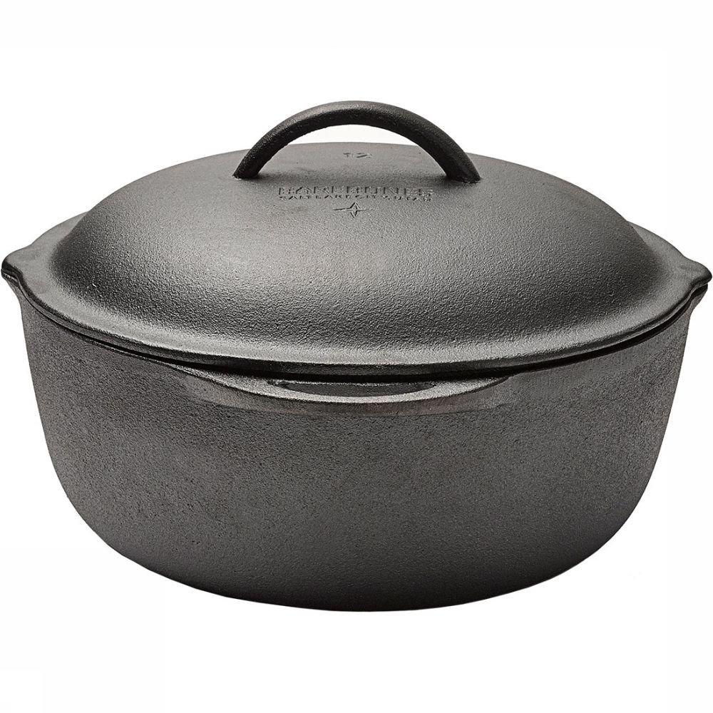 """Afbeelding van Barebones Crock 12"""" Pan Zwart"""