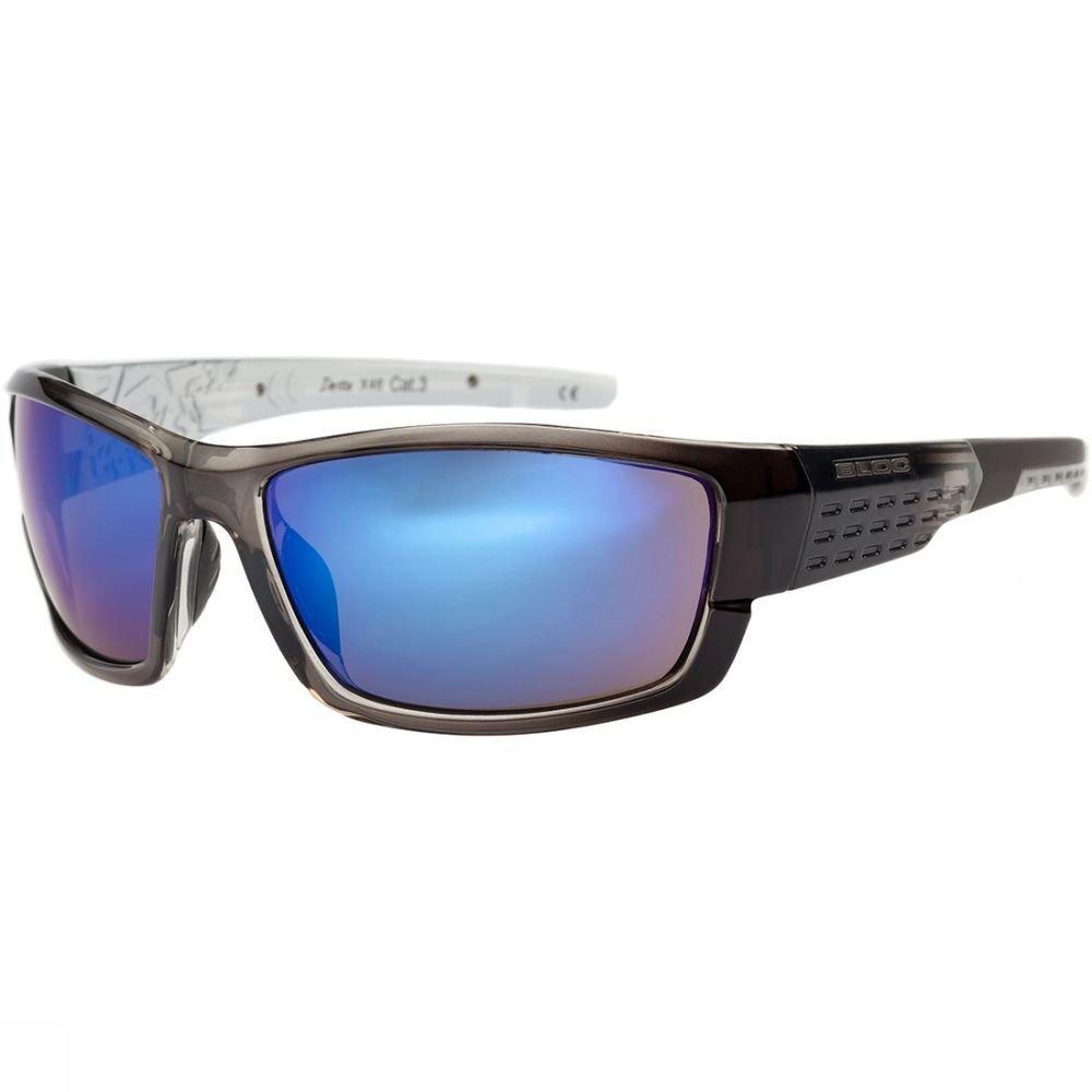 Afbeelding van Bloc Delta Zonnebril Zwart/Blauw