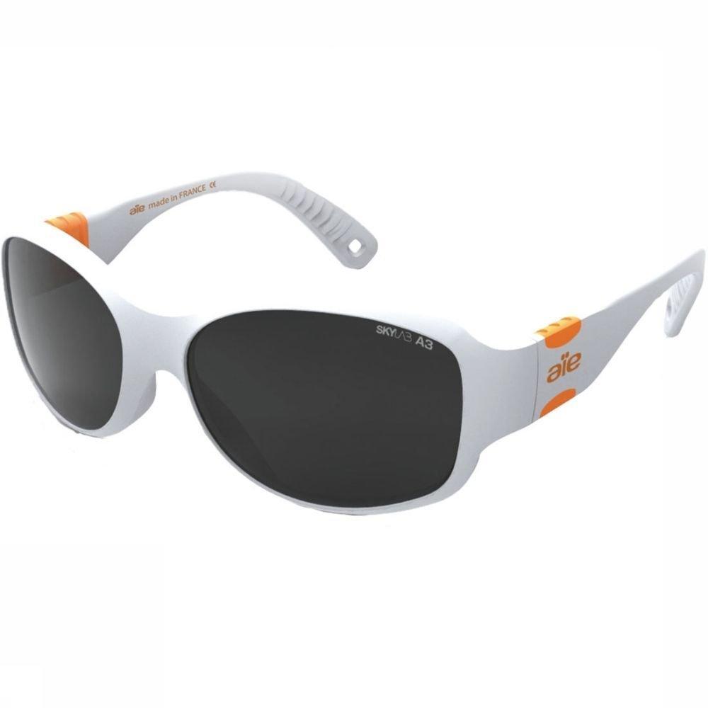 Afbeelding van Altitude Eyewear Polo Zonnebril Junior Wit/Oranje