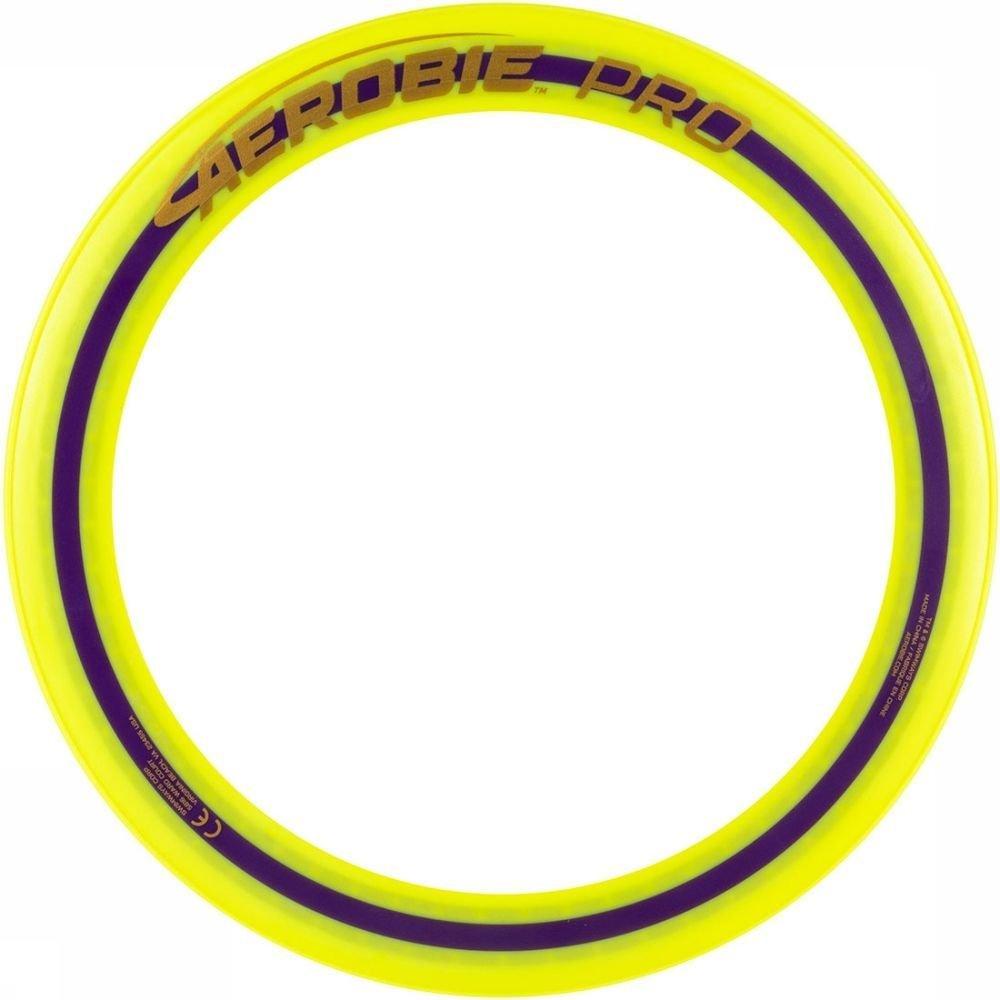 Afbeelding van Aerobie Pro Ring Frisbee geel